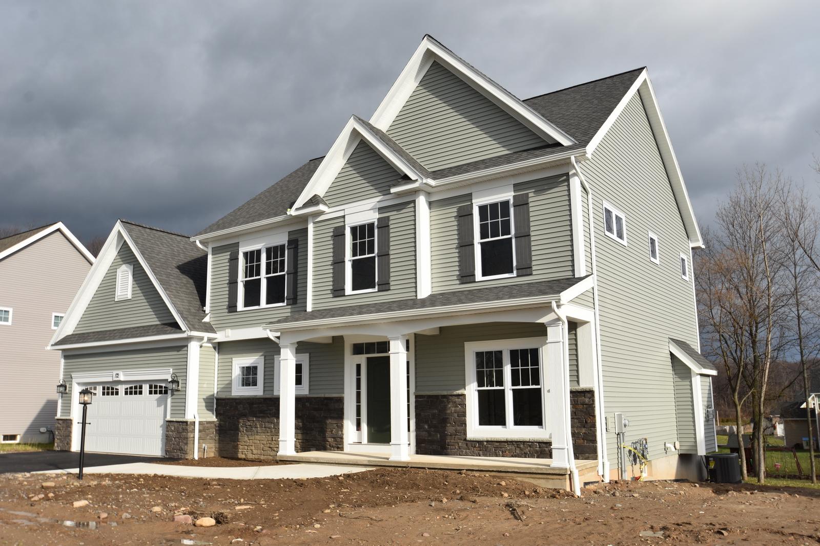 Custom home builder in rochester ny for Custom house builder